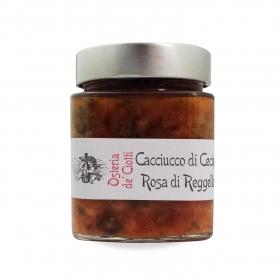 Cacciucco di Cecino Rosa di Reggello,  300 gr - Osteria de' Ciotti