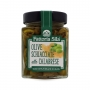 Olive schiacciate alla calabrese, 280 gr. - Fattoria Sila