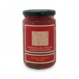 peeled tomatoes, 700 gr. - Paolo Petrilli