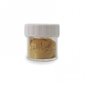Food coloring Pearlescent gold, 3 g - Decorate