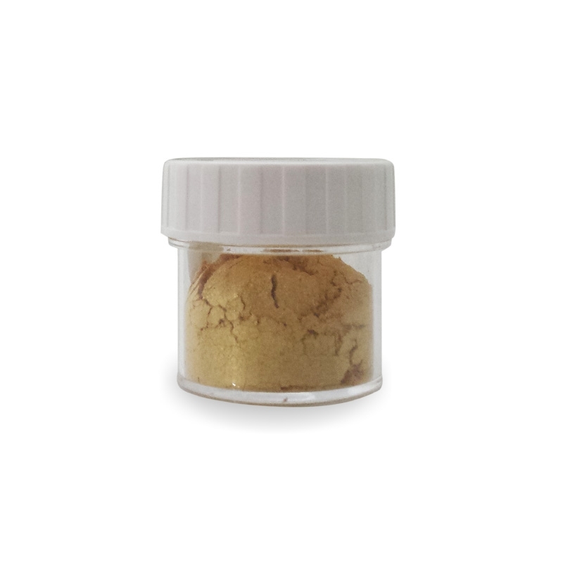 Colorante alimentare Perlescente oro, 3 gr - Decora