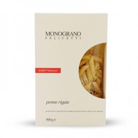 Penne rigate KAMUT® khorasan Biologiche, 500 gr - Pastificio Felicetti