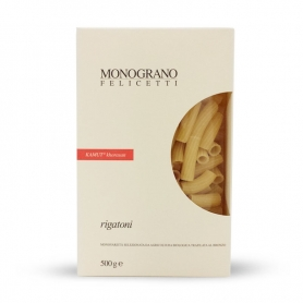 Rigatoni kamut de khorasan ®, 500 gr - Felicetti