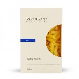 Penne ritorte MATT, 500 gr - Pastificio Felicetti