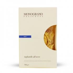 Tagliatelle all'uovo MATT Biologiche, 500 gr - Pastificio Felicetti