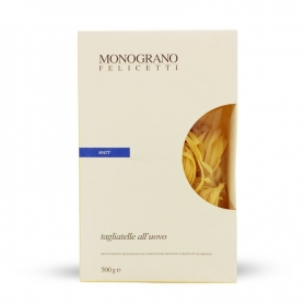 MATT egg noodles Biologiche, 500 gr - Felicetti
