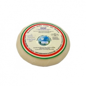 Vastedda of Valle del Belice DOP, sheep's milk, 600 gr - Sicily