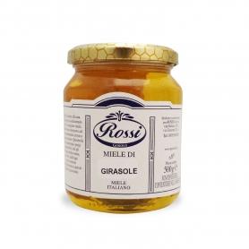 Le miel de tournesol, 500 grammes - Rouge