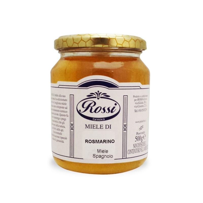 rosemary honey, 500 grams - Red