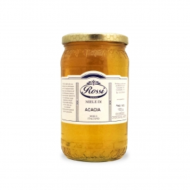 Le miel d'acacia, 500 grammes - Rouge