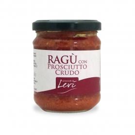 Sauce with ham Levi, 180gr - Levi
