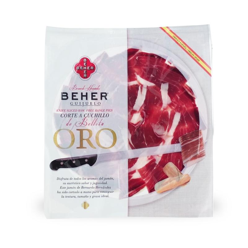 Pata Negra ham or real Iberian pre-sliced - Bellota - 100 gr