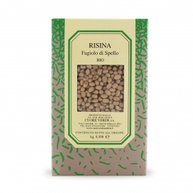 Bean Risina Spello Biologico, 500 gr - Secchi