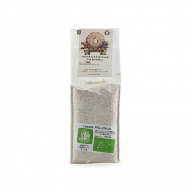 Bio Roggenvollkornmehl, 1 kg - Mulino Sobrino