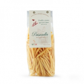 Fusilli with typical hand of Cilento, 500 gr. - Pastificio Paisanella