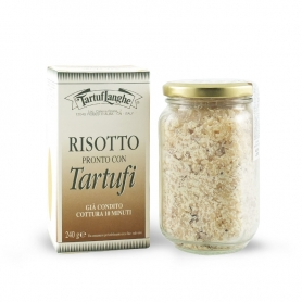 Ready risotto with truffles, 240 gr - Tartuflanghe