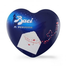 Heart box Dedications to Bacio®, 57 gr. - Perugina