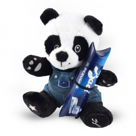 Panda plush with Baci®, 57 gr. - Perugina