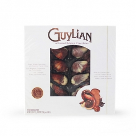 "Pack Chocolates Stuffed Belgians ""Shells"", 250 gr. - Guylian"