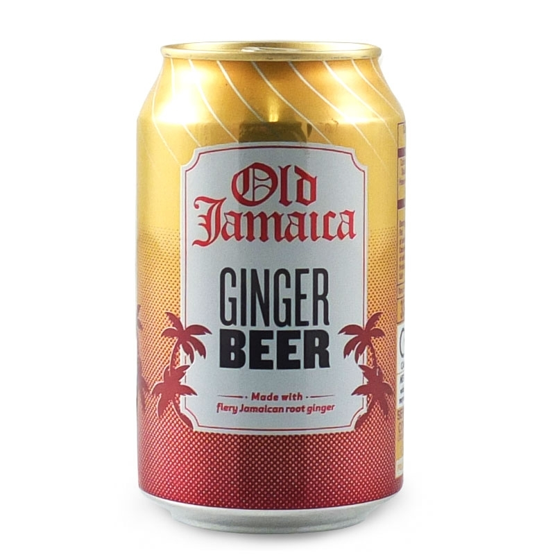 Ginger Beer, 33 cl