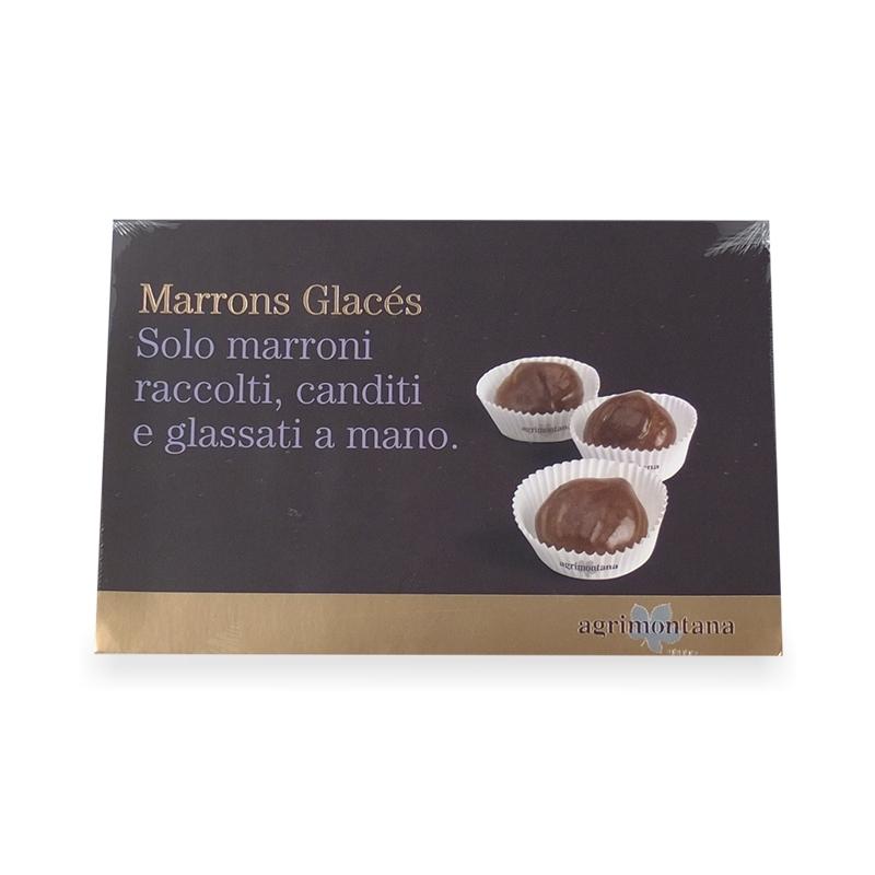 Marron Glaces artigianali Gran Crus, 300 gr - Agrimontana