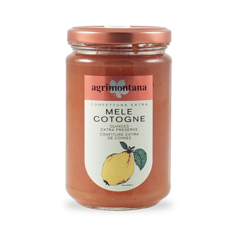 Confiture Extra Quince, 350 gr. - Agrimontana