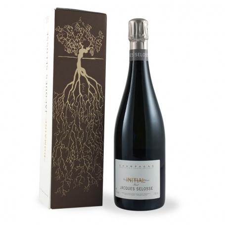 Jacques Selosse - Champagne Brut Initial, l. 0.75