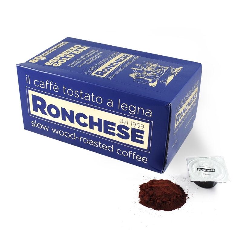 Espresso capsules compatible Lavazza, 100 pcs. - Coffee Ronchese