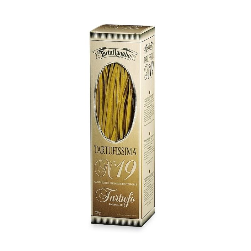 Tagliatelle al tartufo Tartufissima N°19, 250 gr - Tartuflanghe