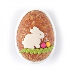 Uovo di croccante alla mandorla, 50 gr - Rossi