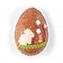 Uovo di croccante alla mandorla, 70 gr - Rossi