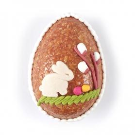crispy egg almond, 70 gr - Rossi 104