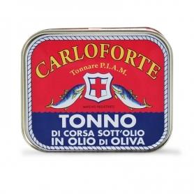 Thon de course dans l'huile, 350 gr - Tonnare AMIP de Carlisle