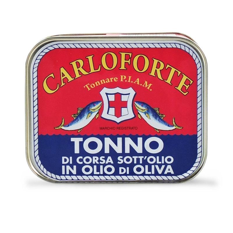 Red tuna - tuna of Carlisle, 340 gr