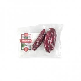 Salame di cinghiale, 115 gr - Macelleria Steiner