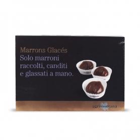 Marron Glaces artigianali Mignon, 280 gr - Agrimontana