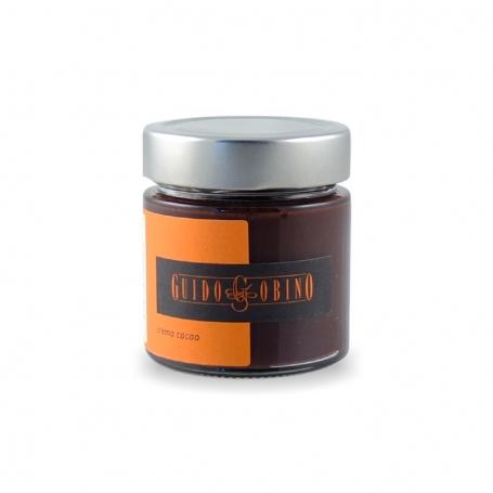 Crema spalmabile Cacao, 220 gr. - Guido Gobino - Creme al cioccolato