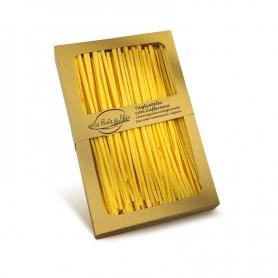 Tagliatelle au safran 250 gr - Pasta Aldo