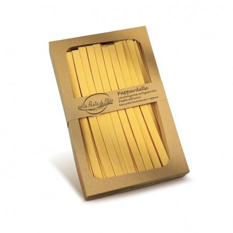 Egg Pappardelle de 250 - Pasta Aldo