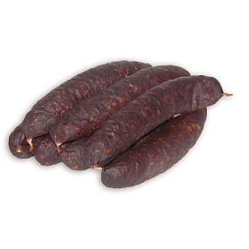 Salsicce affumicate, 224 gr (ca) - Macelleria Steiner
