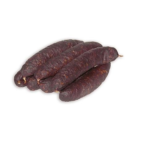 Salsicce affumicate (kaminwurtz) 2pz., 130 gr - Macelleria Steiner - Salumi italiani