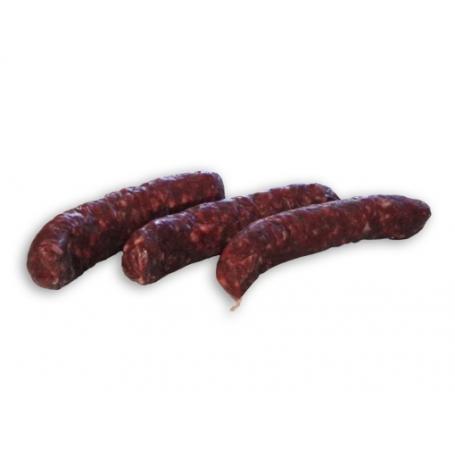 wild boar salami, 200 g (ca) - Butcher Steiner