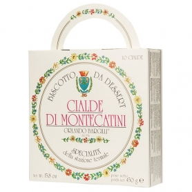 Waffles Montecatini, pack of 10 - Orlando Bargilli