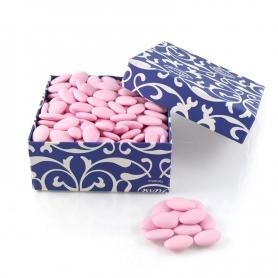 Konfetti Rosa Mandel, 1 kg - Confetti