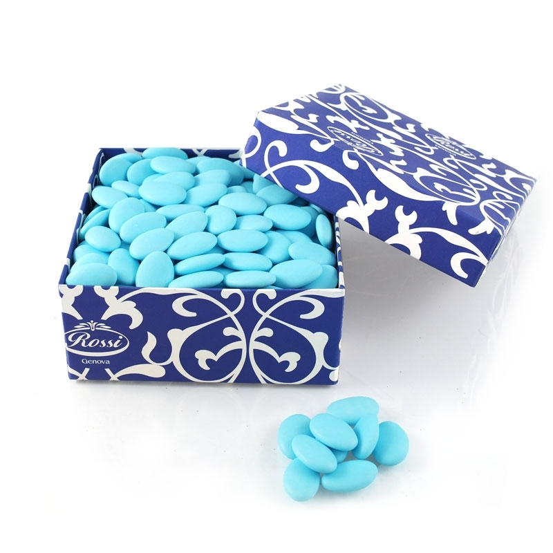 blue confetti 500 grams