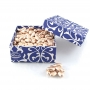 rifasciati Confetti en papier doré, 500 gr