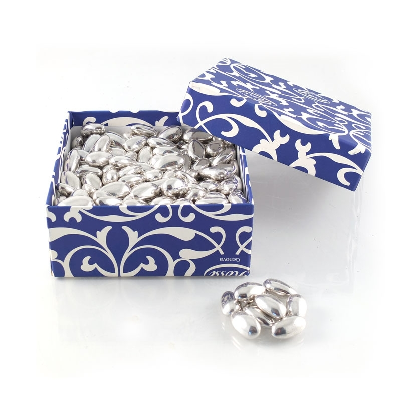 Confetti Silver Extra, peeled almonds, 1 kg