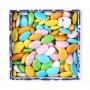 Confetti al cioccolato colori assortiti, 1 kg