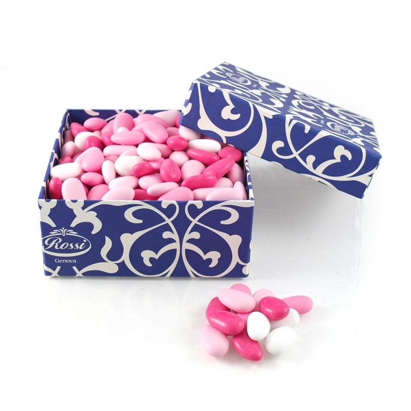 Confetti alla mandorla sfumature di Rosa, 1 kg