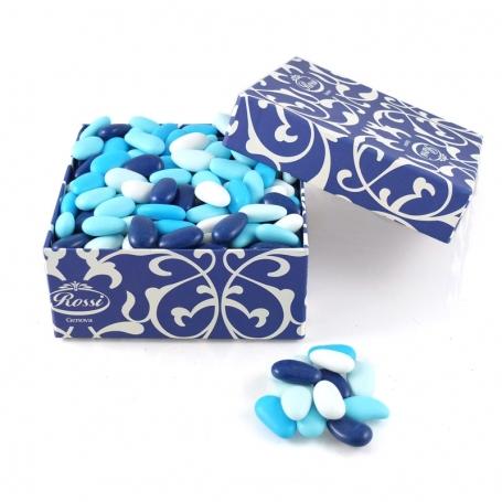 Confetti sfumati azzurri